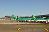 Aer Lingus, U.S. Airways and Emirates Aircraft at DUB T2. Tues 12.11.13