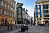Wroclaw Old Town. Swietgo Mikolaja. Thurs 31.01.13