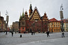 Main Town Square Wroclaw. Thurs 31.01.13