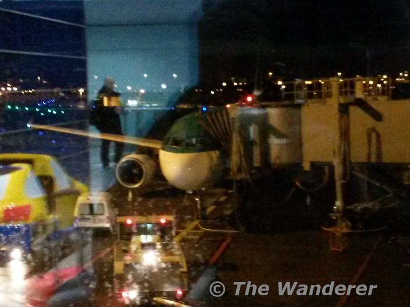 EI-DVI bound for Munich on EI352. Fri 07.11.14