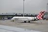 Boeing 717 EI-FCU at Munich. Fri 07.11.14