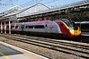 390125 1055 Manchester Piccadilly to Milton Keynes Central at Crewe. Sat 03.05.14