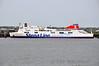 Stena Mersey docked at Birkenhead. Sat 03.05.14