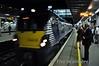A pair of 334 units arrive at Haymarket with the 2251 Edinburgh to Garscadden. Fri 10.07.15