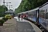 156500 + 156496 + 156476 at Arrochar & Tarbet. 0821 Glasgow Queen Street - Oban / Mallaig. Mon 13.07.15