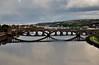 Bridges at Berwick Upon Tweed. Tues 19.05.15