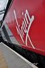 New Virgin Trains Logo on 43310. Tues 19.05.15