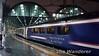 Caledonian Sleeper stock at London Kings Cross. Fri 05.02.16