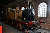 """Sheffield Park Loco Depot. No. 55 """"Stepney"""" stabled. This was the locomotive that pulled my train when I last visited therailway 29 years ago. Mon 16.05.16"""