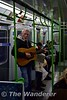 Playing on a train. Sat 19.11.16
