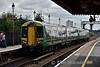 172213 + 172214 departs from Birmingham Moor Street. 0907 Great Malvern to Stratford-upon-Avon. Sun 31.07.16