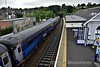 68025 at North Queensferry with the 1720 Edinburgh to Cardenden. Tues 02.08.16