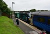 68002 waits to depart South Gyle with the 1708 Edinburgh to Glenrothes with Thornton. Tues 02.08.16