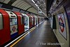 Brixton Station is the southern terminus of the Victoria line and was opened in July 1971. It has two platforms which requires sharp turnarounds to keep the timetable punctal. Sat 14.01.17