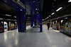 Canary Wharf station is the jewel in the crown of the Jubilee line extension. Fri 13.01.17