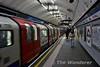 11067 leads a Victoria line train into Stockwell. Sat 14.01.17