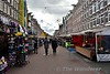 Albert Cuypmarkt. Iconic street market since 1905 with lots of stands selling clothing, local foods, flowers & more. Fri 24.02.17
