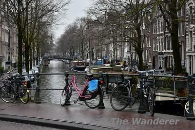 Netherlands Trip: Amsterdam 23rd - 27th February 2017