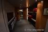 Interior of a Class 411 ICE set. Vestibule area. Sun 13.08.17