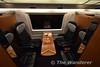 Semi Compartment on a ICE-T set. Sun 13.08.17