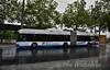 Trolleybus at Solingen Hbf. Sat 12.08.17