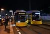 8001 and 9034 pass at Alexanderplatz. Thurs 04.10.18