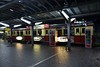 U-Bahn carriage at Berlin Tegel airport. Thurs 04.10.18