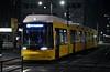 9084 arrives at Alexanderplatz. Thurs 04.10.18