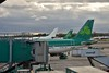 View of the apron at Dublin T2. Thurs 04.10.18