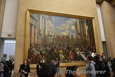 Musée du Louvre. Sun 18.03.18