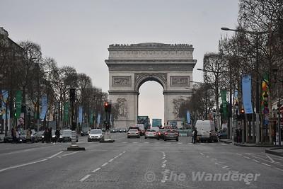 Champs-Élysées. Sun 18.03.18