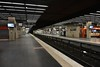 La Défense RER Line A Platforms. Tues 20.03.18