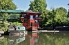 A trip on the Jenny Wren narrowboat from Camden to Little Venice and back. Feng Shang Princess. Fri 29.06.18