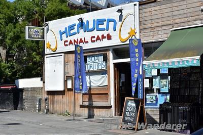 UK Trip: Jenny Wren Canal Cruises. 29th June 2018
