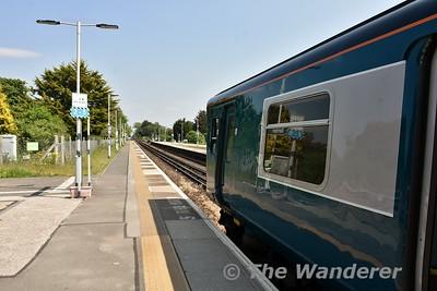 313201 at Barnham. Wed 23.05.18