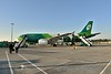 For my flight to LGW on EI230 the craft was EI-DEI which is in the special Rugby #greenspirit livery. Thurs 28.06.18