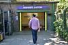 Highgate - Wilderness Walkabout Hidden London tour. Priory Gardens entrance. Fri 29.06.18