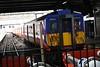 5858 at Waterloo awaiting its next journey. Fri 16.03.18