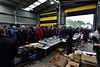 "Crowds at the 2019 Crewe Diesel Depot Open Day ""All Change"" Sat 08.06.19"