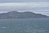 Alongside Holy Island on the approach to Holyhead. MV Ulysses. Fri 31.05.19