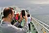 Des out on deck on the MV Ulysses. Fri 31.05.19