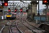 320307 arrives at Glasgow Central with the 1454 Gourock to Glasgow Central. Tues 26.11.19