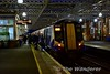 380009 1606 Glasgow Central to Gourock at Paisley Gilmour Street. Tues 26.11.19