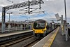 360205 at Southall with the 0922 Heathrow Airport Terminal 4 to London Paddington. Fri 05.04.19