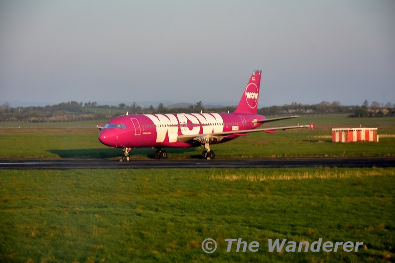 Stored aircraft at Shannon. Fri 05.04.19