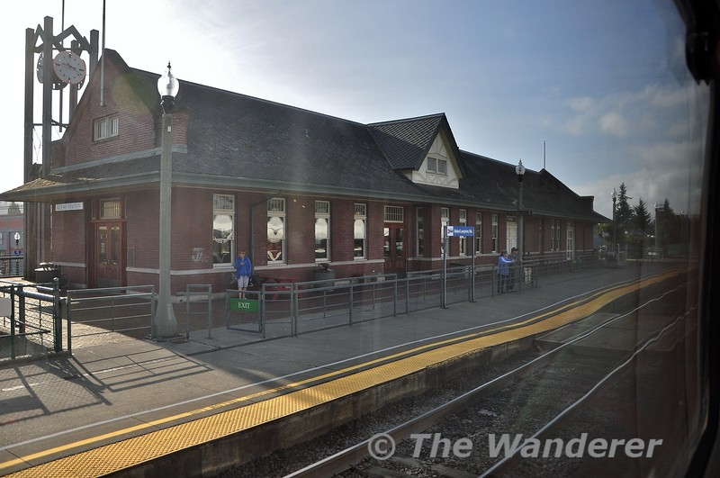 Kelso-Longview Station. Wed 25.09.19