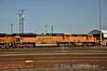 9295 and 5154 at BNSF Tacoma East End Yard. Wed 25.09.19