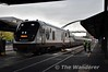 1403 is fuelled at Portland Union Station after arriving with Train 500 from Eugene-Springfield. While Train 500 is advertised as a through service to Seattle there was a set change today at Portland. Wed 25.09.19