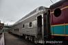 "Santa Fe Full Dome ""Sky View"" #551 on the Mount Hood Railway. Sun 22.09.19"