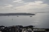 Views from the Space Needle in Seattle, 605ft high. Wed 25.09.19